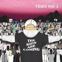 Cover Tones And I - The Kids Are Coming [EP]